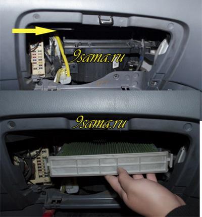 Что делать если в машине плохо работает печка (кондиционер)?