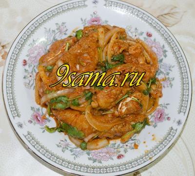 Как приготовить рыбу хе по-корейски?