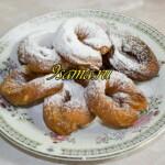 Рецепт пончиков на молоке