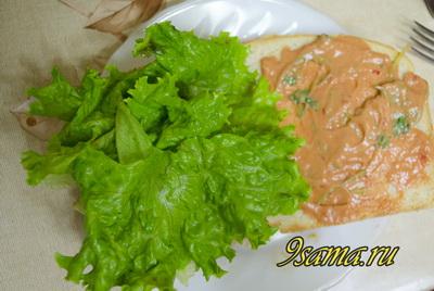 Домашние бутерброды с котлетой