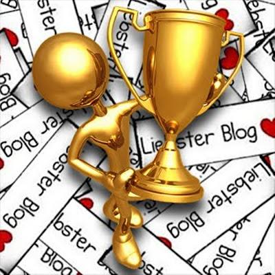 Моя первая победа! Я получила награду Liebster blog award
