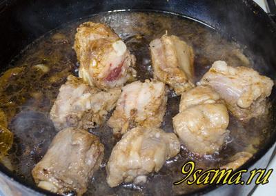 Как вкусно приготовить свиные ребра?