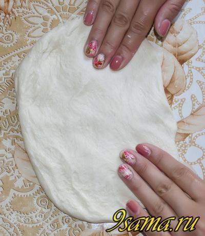 Как приготовить тесто на пигоди?