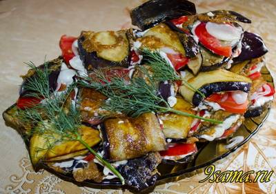 Как приготовить язычки из баклажанов?