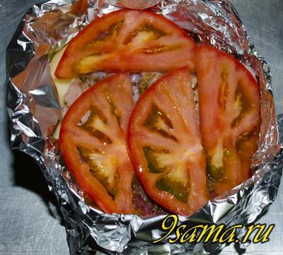 Рецепт мяса, запеченного в духовке в фольге
