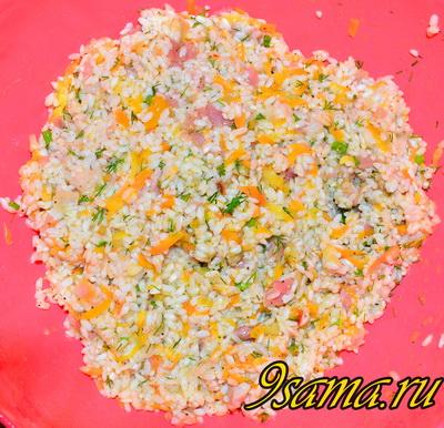 Рецепт самых вкусных голубцов из капусты!