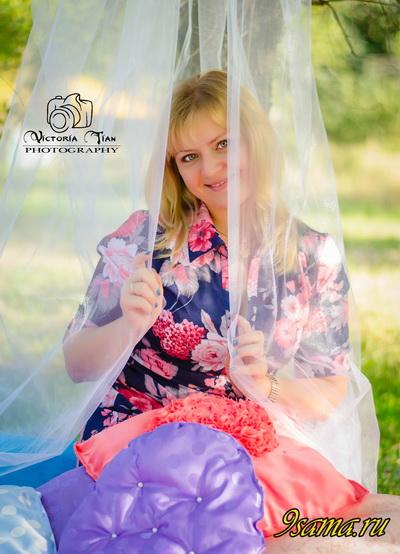 Летняя фотозона «Эдемовые сна»: Прозрачный шатер