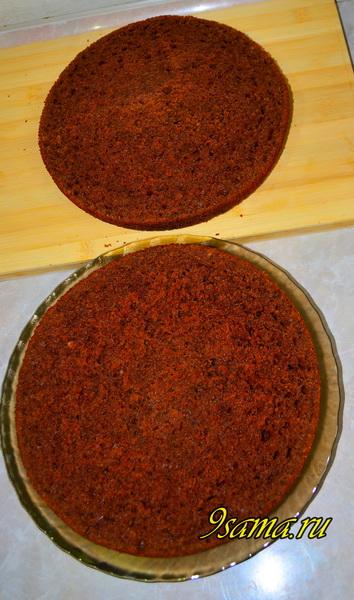 Рецепт шоколадного торта на кефире «Фантастика»
