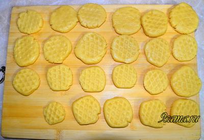 Простое печенье на сковороде за 20 минут!