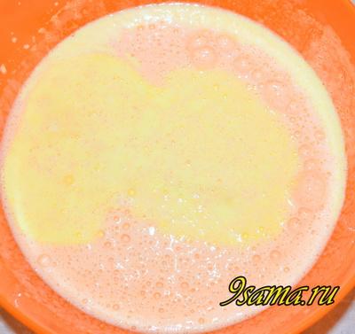 Рецепт кекса на йогурте