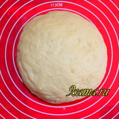 Печенье без маргарина и яиц «Минутка»