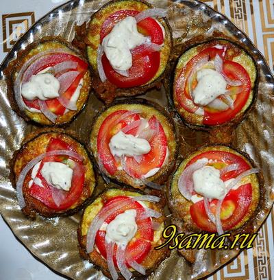 Рецепт язычков из баклажанов в кляре