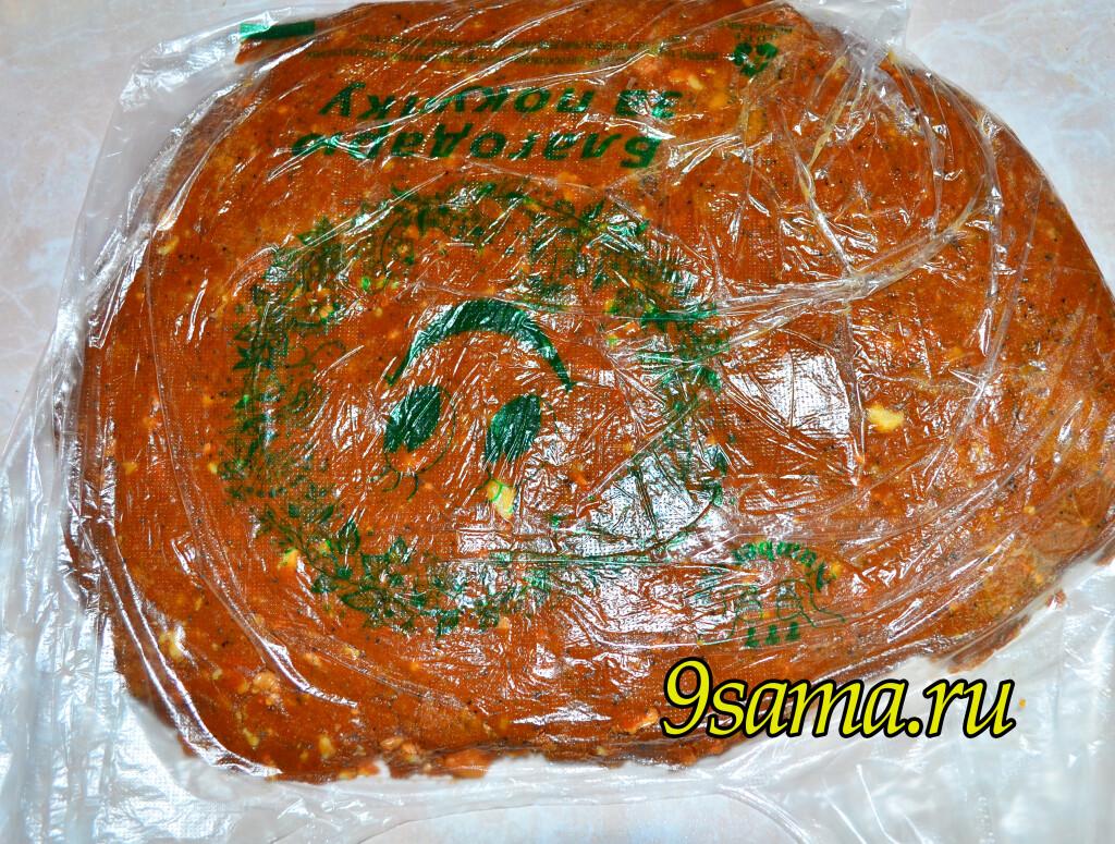 Муравейник – торт из печенья без выпечки